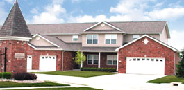 Cambridge Condominiums/Condos - O'Fallon IL new homes